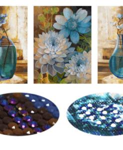 Bloemen diamond paintings